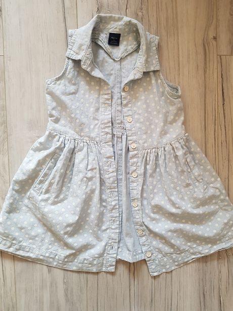 Sukienka dziewczęca 4-5' lat