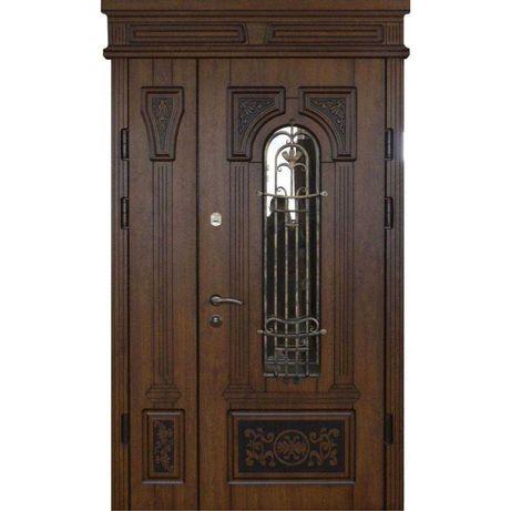 Вхідні металеві двері броньовані двері під ваш розмір та модель