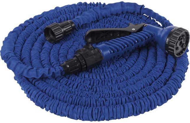 Поливочный шланг 75м Икс-хоз x-hose растягивающийся
