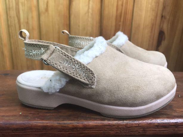 Тапочки туфли сабики для садика