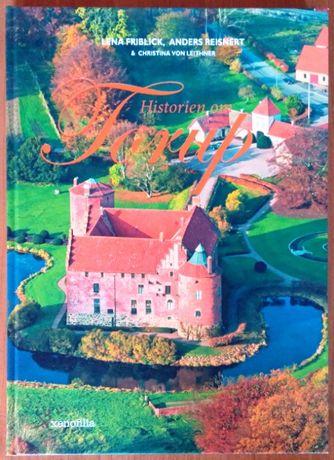 Książka o Szwecji (j.szwecki) historia zamku Torup: Historien om Torup