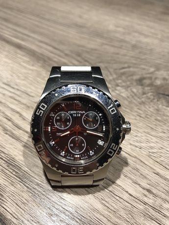 Часы Certina DS-Type X-02 chronograph