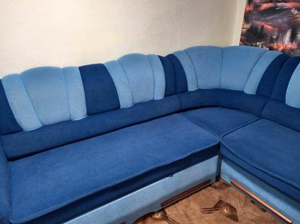 Мебель угловой диван