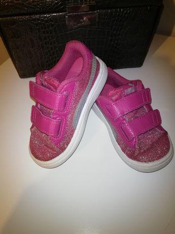 Adidasy, puma, buty dla dziewczynki, sportowe, dziecięce