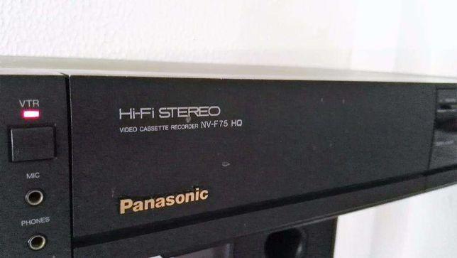 Panasonic NV-F75 HQ Super 4 Head + Remote