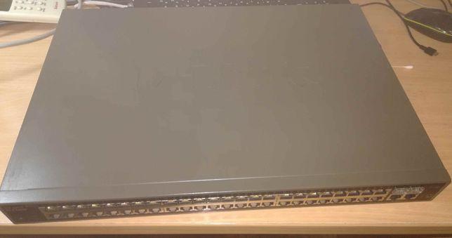 Коммутатор 48 + 2 портов switch D-Link DES-1250G