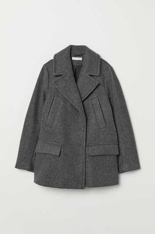 HM płaszcz dwuzedowa kurtka