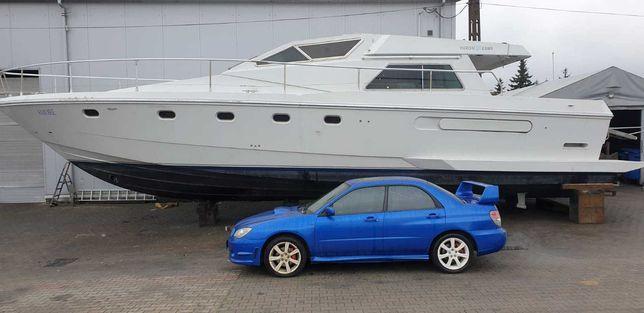 Jacht motorowy Feretti 52 fly hoeseboat lodz motorowa kabinowa