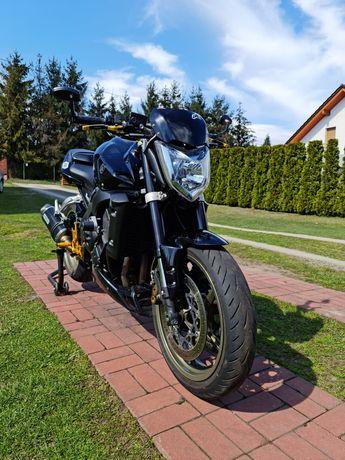Yamaha Fz1 Zamienię/sprzedam/Quickshifter/sportowe sety/amor skrętu/+