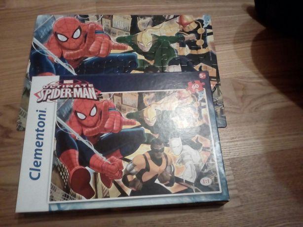 Puzzle 60 spidermann