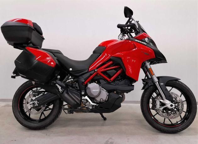 Ducati Multistrada 950S Touring GWARANCJA Dealer Gdańsk F.VAT 23%