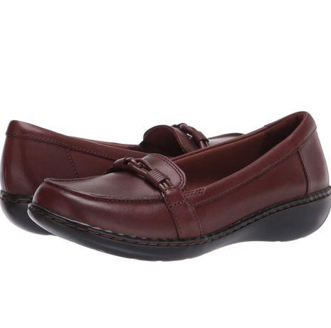 Clarks Ashland лоферы, туфли. ОРИГИНАЛ