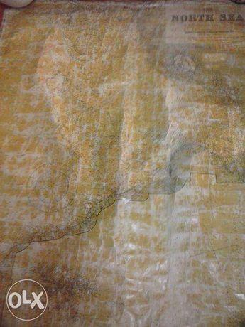 Mapa/Carta Maritima