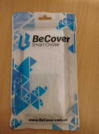 Продам силіконовий чохол (білий) Becover для Motorola Moto G9 Play