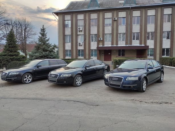 Разборка Audi a6 c6 розборка ауді шрот запчасти авді avdi бампер капот