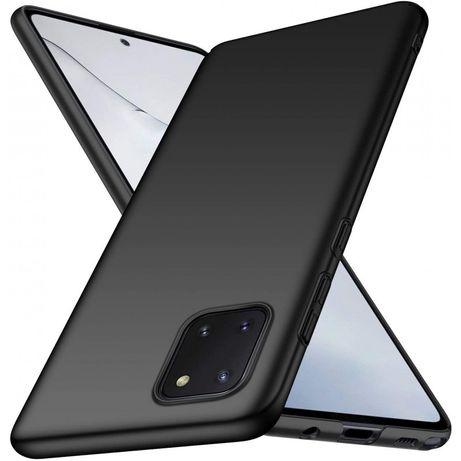 Чехол Samsung Galaxy Note 9 10 lite A 71 70 51 50 30 A30s 32 чёрный