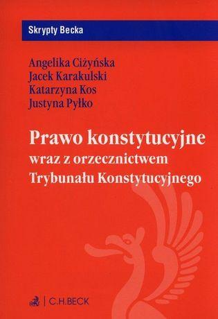 Prawo konstytucyjne wraz z orzecznictwem Trybunału Konstytucyjnego