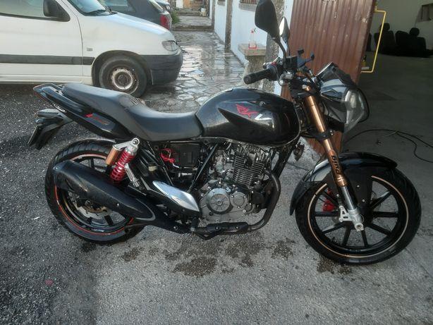Keeway rkv 125cc 2011