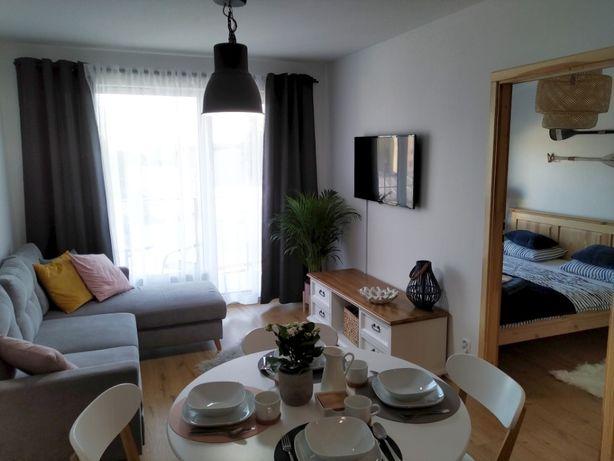 Noclegi nocleg Apartament Kołobrzeg Bałtycka blisko morza garaż 4 os