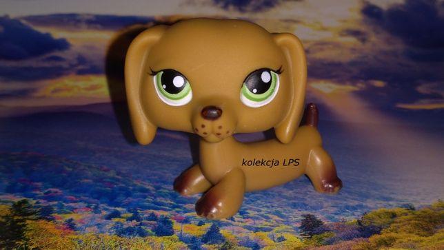 LPS jamnik #139 #307 UNIKAT oryginalny Littlest Pet Shop oryginał POP