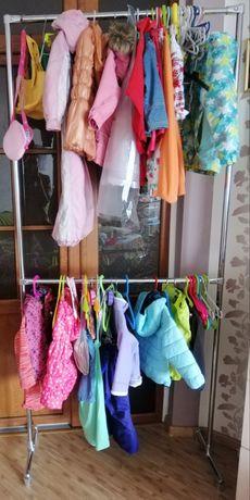 Вешалка, детский шкаф