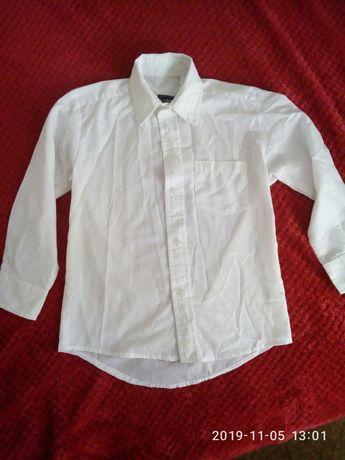 Рубашка сорочка белая