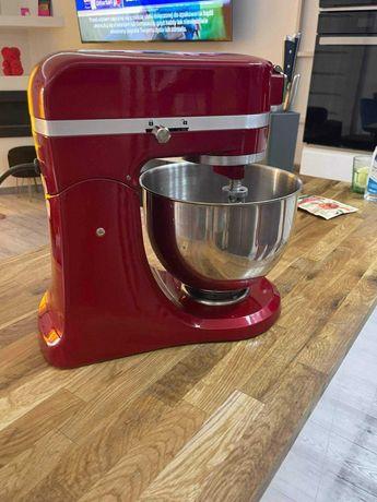 AEG robot kuchenny ultramix czerwony