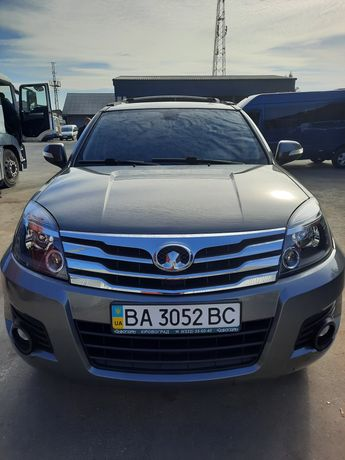 Great Wall Haval H3 2013 год
