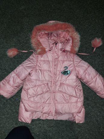 Курточка зимова 2,5- 4 р