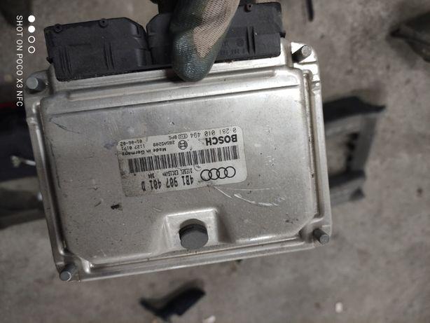 Komputer sterownik silnika 2.5 tdi a6 c5