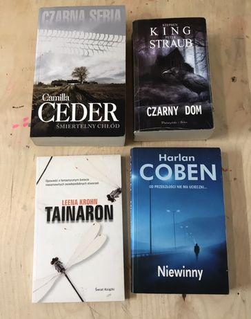 Coben, King i inne książki za 10 zł