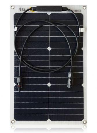 Panel słoneczny elastyczny SOLAR 18W kamper przyczepa kempingowa FLEX