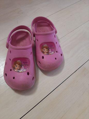 Кроксы Crocs для девочки 25-26 размер 18 см