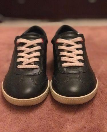Кеди Ecco, шкіряні, кросівки, розм.36