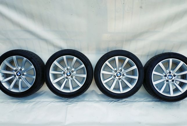 →Felgi Oryginal BMW Ronal F10 f11 f30 3,5,7 18x8/9 5x120 x5 x3 f18