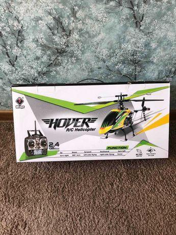 Вертолёт на радиоуправлении - hover r/c helicopter 2.4GHz