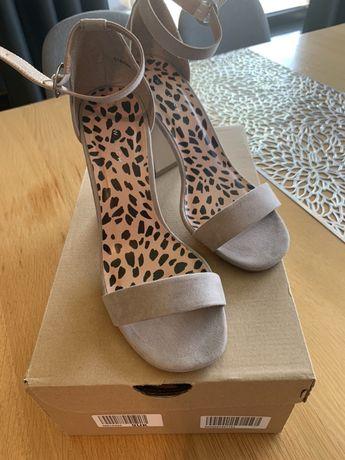 Nowe sandały damskie r.40