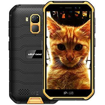 Ulefone Armor X7 Pro 4/32Gb NFC IP69 Китайский противоударный телефон