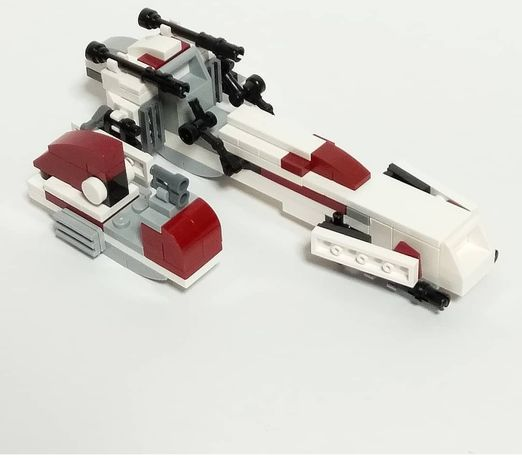 Инструкция Лего звездные войны lego star wars bark speeder спидер