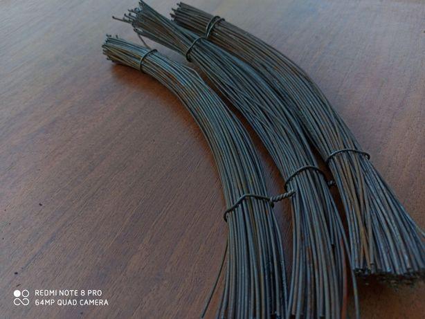 Проволока для вязки арматуры ф1.5мм