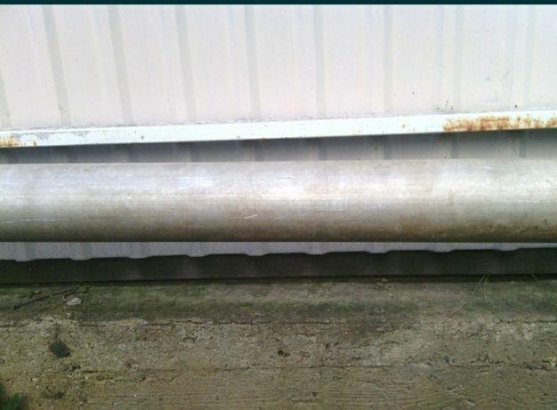 Труба алюминиевая  8 метров -220см