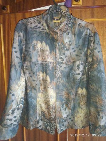 Курточка джинсовка