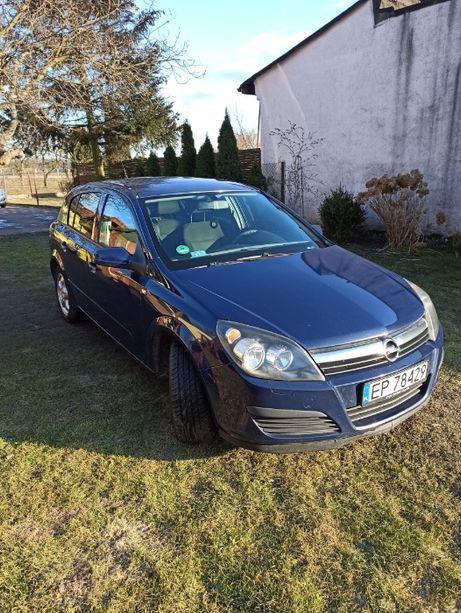 Opel Astra H 1.9 TDI 2006 dwa komplety kół