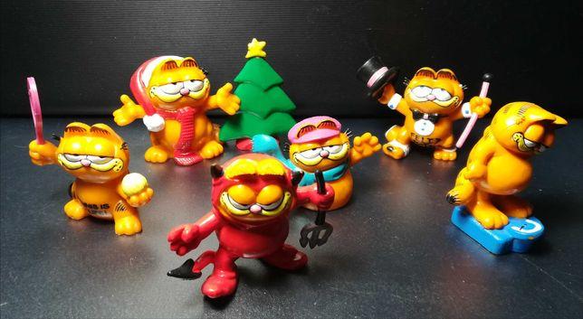 Bonecos PVC Garfield