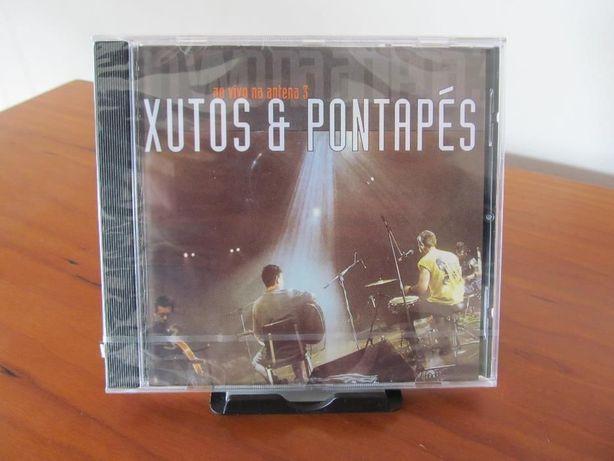 CD Xutos & Pontapés - Ao Vivo na Antena 3 (Acústico) - NOVO!!