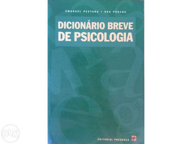 Dicionário Breve de Psicologia
