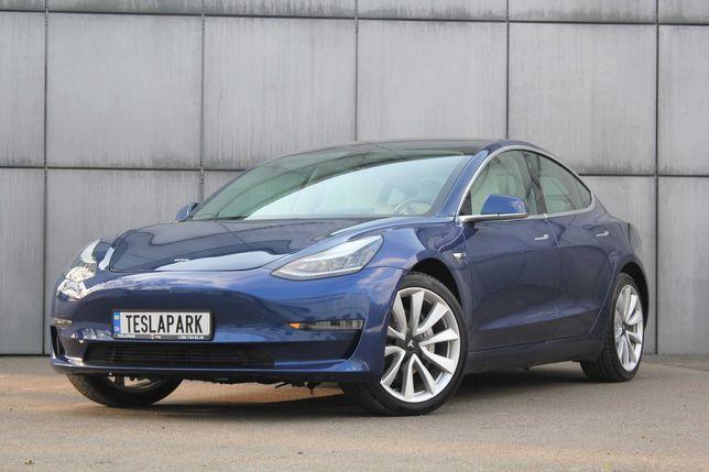 Tesla Model 3 Standart Plus 2019 г. в. рассрочка кредит лизинг