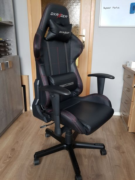 Fotel DXracer Seria Formula