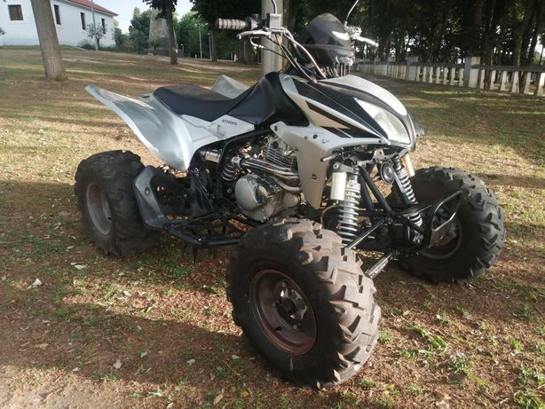 Moto 4 shineray 300 ste