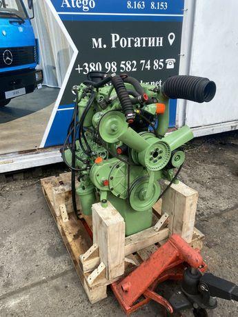 Мотор двигун двигатель mercedes 709 609 om 364 a